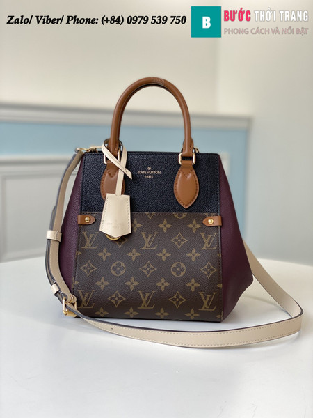 Túi Louis Vuitton Monogram Canvas Fold Tote - LV M45409
