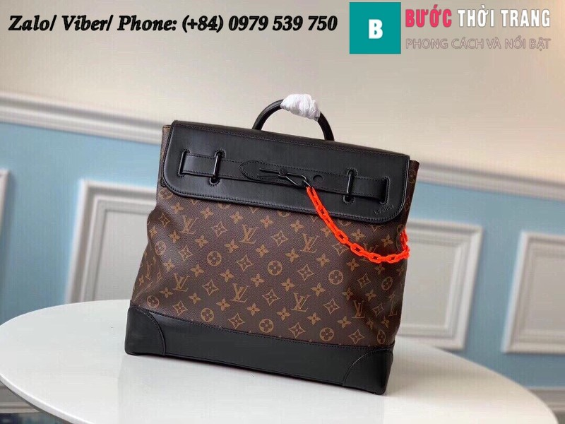 Túi Louis Vuitton Steamer PM 2way Hand Bag - LV M44473