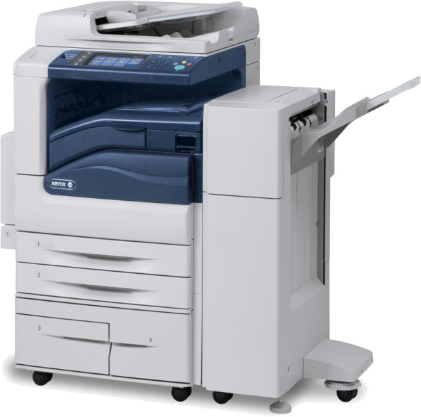 7845 Xerox - Color Copier Fl 33009, 33023