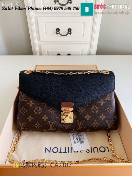 Túi Louis Vuitton Pallas Chain Shoulder Bag - LV M41223