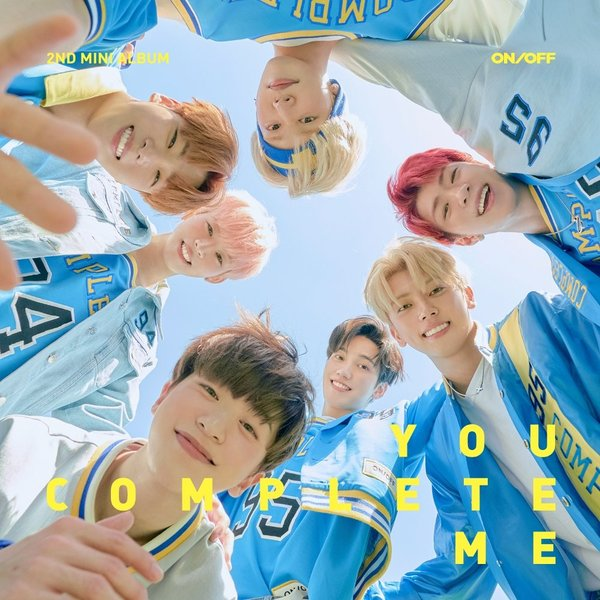 Download [Full Album] ONF - YOU COMPLETE ME - EP Mp3 Album Cover