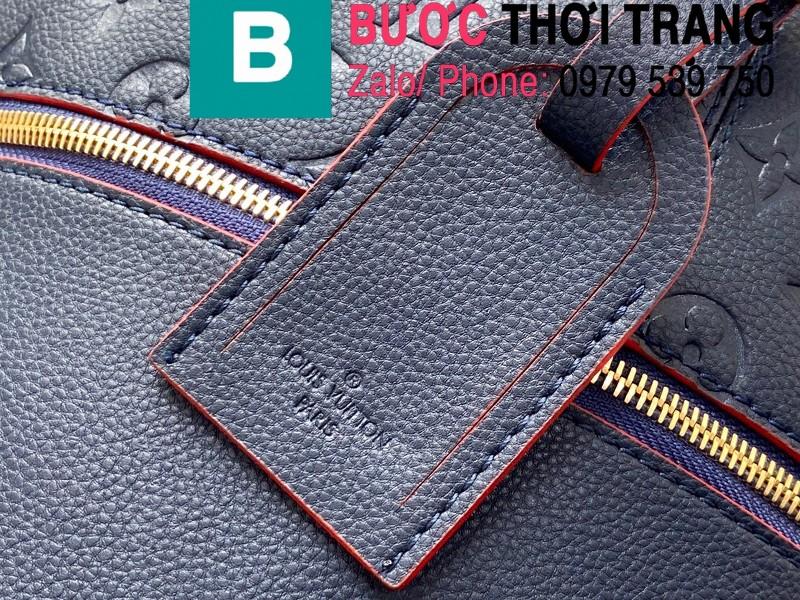 Túi xách LV Louis Vuitton Melie siêu cấp da bò màu xanh đen size 31cm - M44014