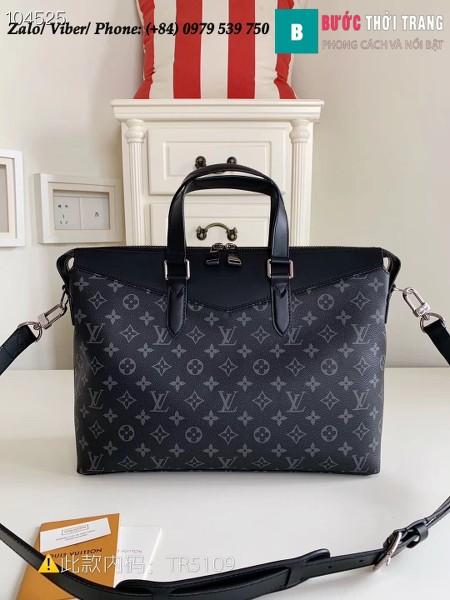 Túi Louis Vuitton Briefcase Explorer Monogram - LV M40566