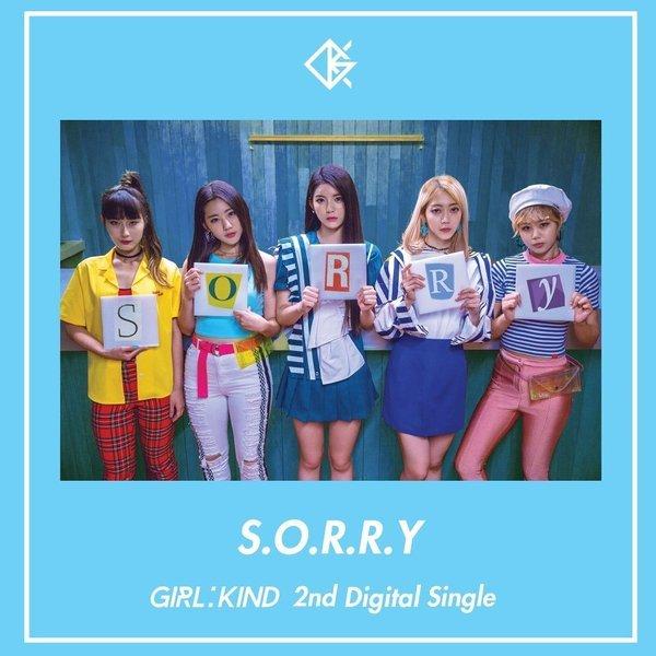Download GIRLKIND - S.O.R.R.Y Mp3