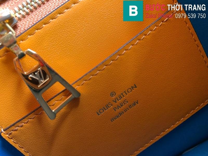 Túi xách Louis Vuitton Pont 9 siêu cấp da bò màu cam size 23 cm - M55980