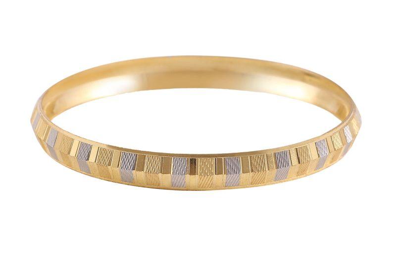 Vintage Dubai Uni Slip On Bangle Bracelet In Fine