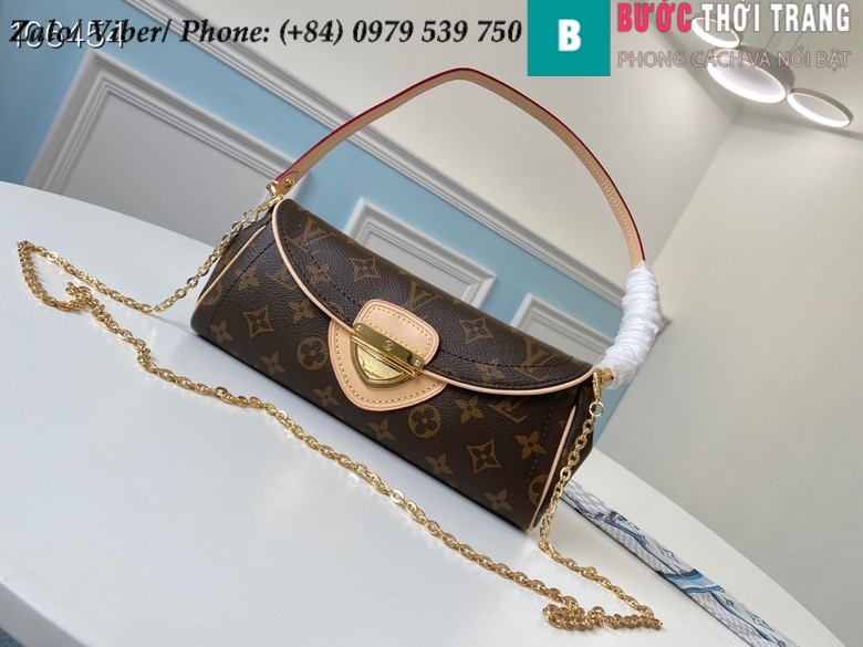 Túi Louis Vuitton Old flower elements Single shoulder - LV M51452