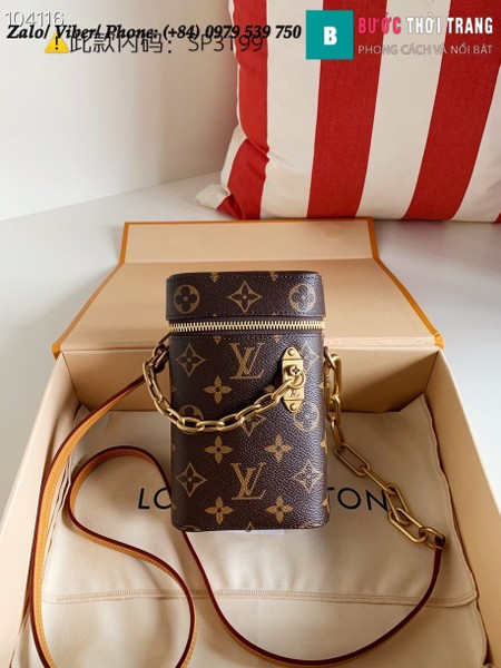 Túi Louis Vuitton Phone Box Monogram Other Canvas - LV M44914