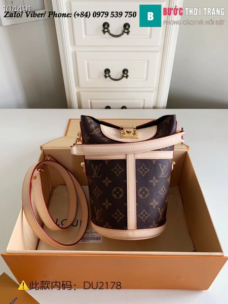 Túi Louis Vuitton Duffle Bag Monogram Canvas - LV M43587