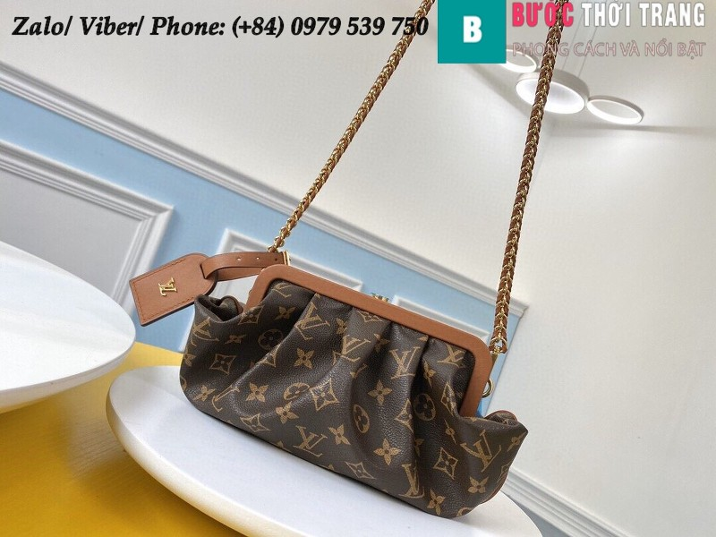 Túi Louis Vuitton Boursicot EW Monogram - LV M45229