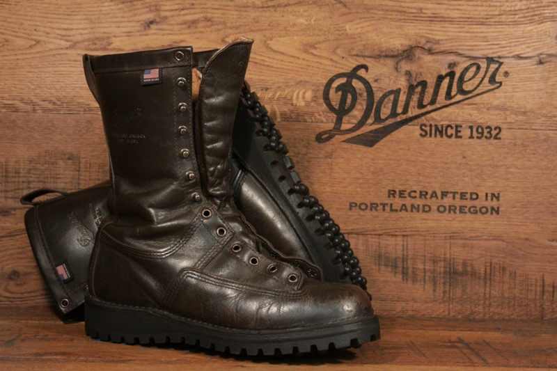 Danner Boots Recrafting