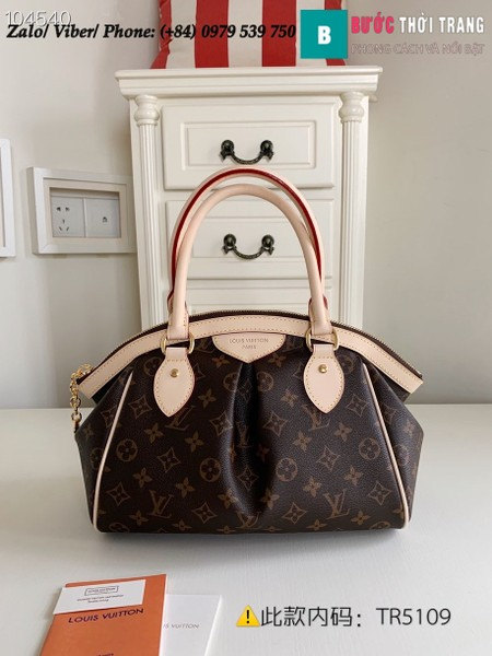 Túi Louis Vuitton Monogram Tivoli PM Handbag - LV M40143