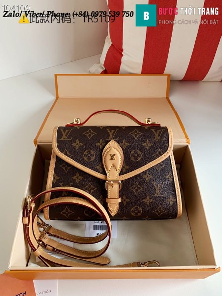 Túi Louis Vuitton Ivy Monogram Canvas - LV M44919