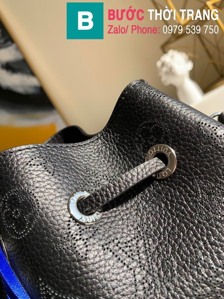 Túi xách Louis Vuitton Muria siêu cấp da bê màu đen size 25 cm - M55798