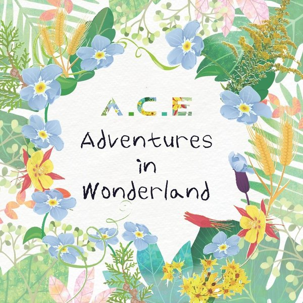 Download [Full Album] A.C.E - A.C.E Adventures in Wonderland - EP Mp3 Album Cover