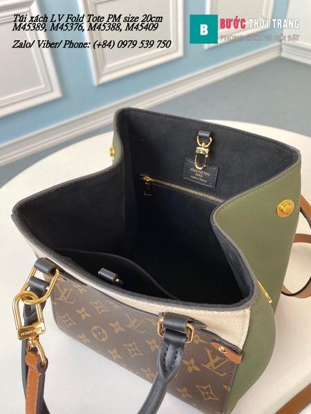 Louis Vuitton LV Fold Tote PM siêu cấp