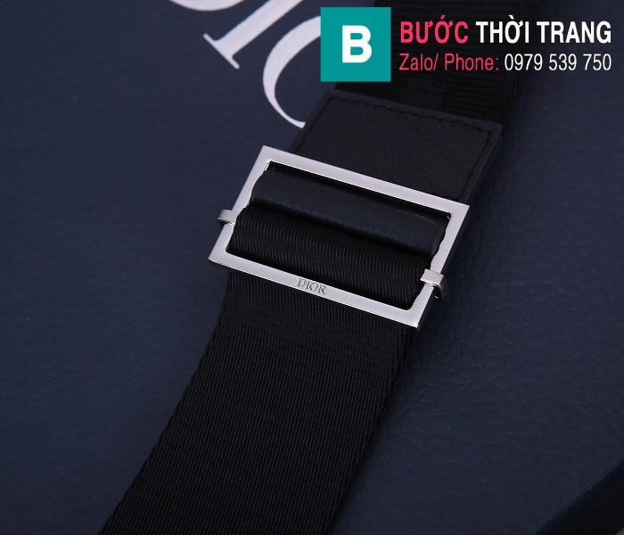 Túi xách Dior Saddle Bag {túi yên ngựa} siêu cấp vải canvas màu 3 size 24 cm