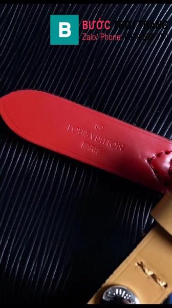 Túi xách LV Louis Vuitton NéoNoé BB Bag siêu cấp da sần màu đen size 20cm - M52853