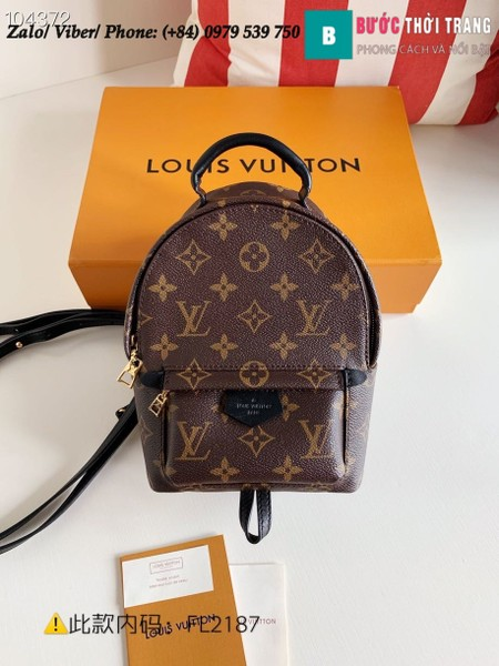 Túi Louis Vuitton Palm Springs Mini - LV M41562