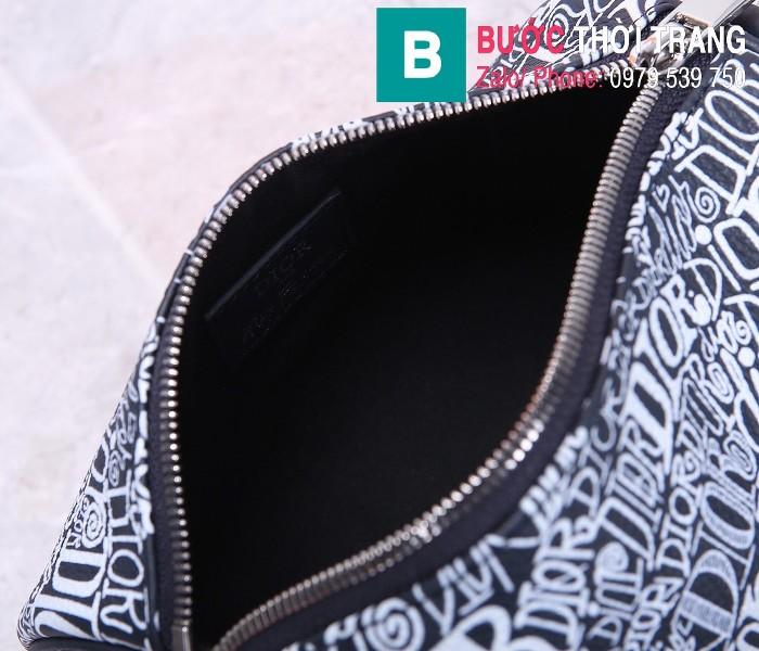 Túi xách Dior Roller Oblique Messenger Bag siêu cấp da bê màu 4 size 21.3cm - 93304
