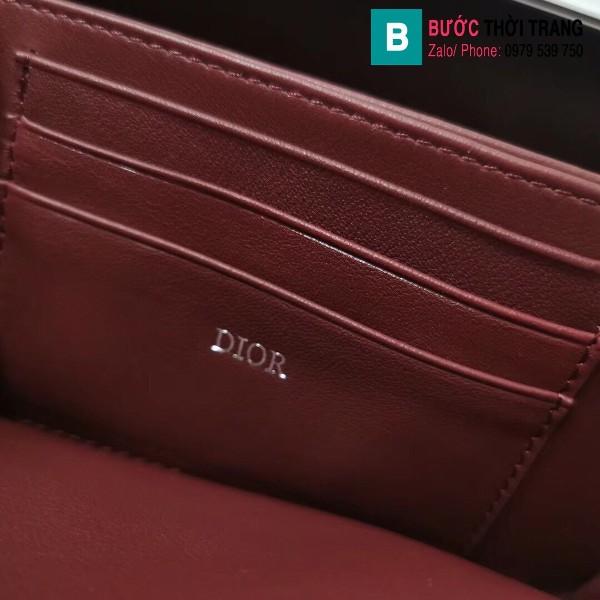 Túi xách Dior rimowa siêu cấp da bê màu nhôm hồng size 20 cm