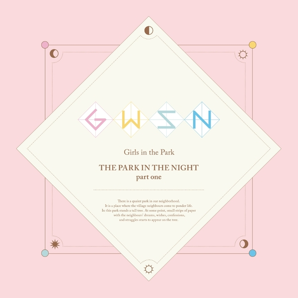 Download [Full Album] GWSN - THE PARK IN THE NIGHT PART ONE Mp3 Album Cover