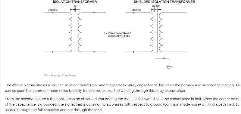 Isolation Transformer Electrostatic Shielding & Common Mode ... on polarity diagram, transformer schematic diagram, earthing system, center tap, potential transformer diagram, lightning arrester, residual-current device, low voltage diagram, antistatic wrist strap, control transformer diagram, step up transformer diagram, ground and neutral, flyback transformer diagram, transformer oil, transformer types, 480 volt transformer wiring diagram, single phase transformer connections diagram, three phase diagram, control panel diagram, audio transformer diagram, step down transformer diagram, 3 phase transformer connection diagram, pdu diagram, current transformer, single phase transformer wiring diagram, zigzag transformer, padmount transformer diagram, ac transformer diagram, intrinsic safety, pole top transformer diagram, power transformer diagram, austin transformer, voltage converter,