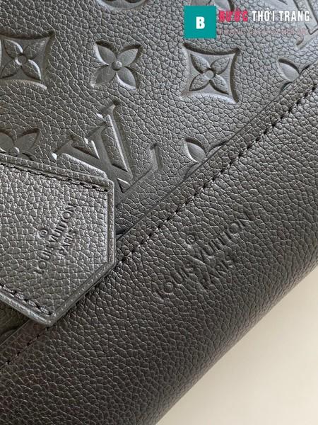 Túi xách LV Louis Vuitton Neo Alma BB siêu cấp màu đen size 25 cm - M44829
