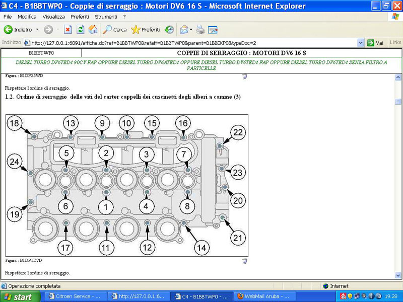 Peugeot Service Manual Ion 106 107 1007