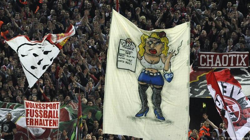 """Keep football as the people"