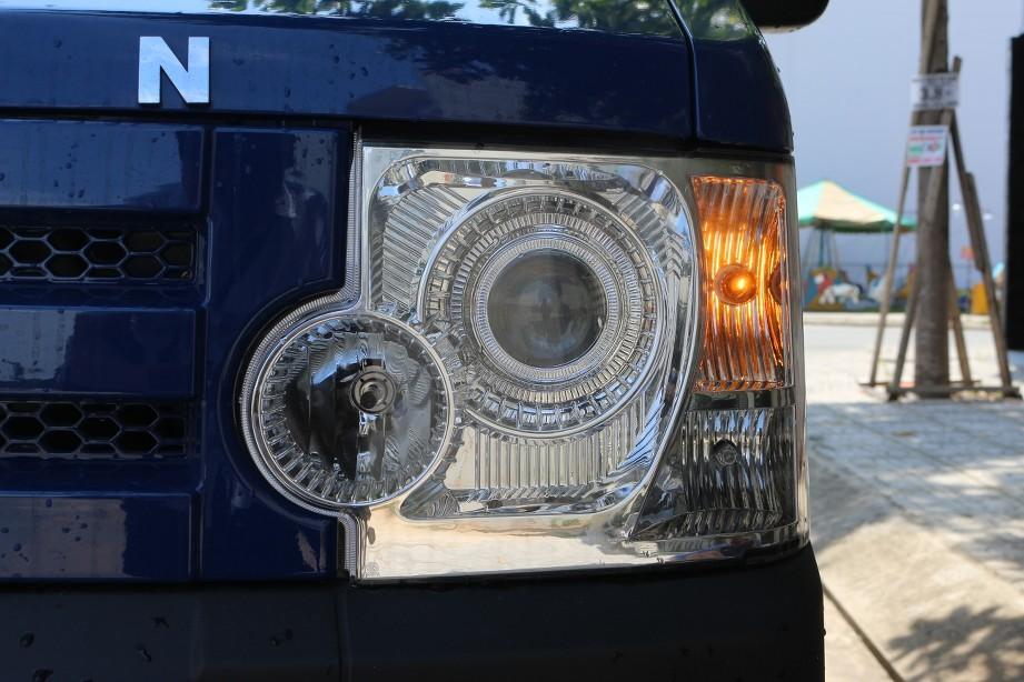 Đèn xe dongben 870kg thùng kín cánh dơi