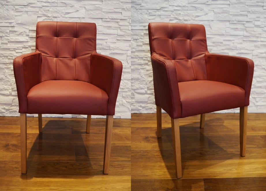Echtleder Stuhle Sessel Esszimmer Echt Leder Stuhl Super