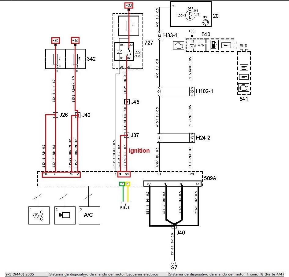 Pinout E39 ECU Bench R/W - trionictuning com