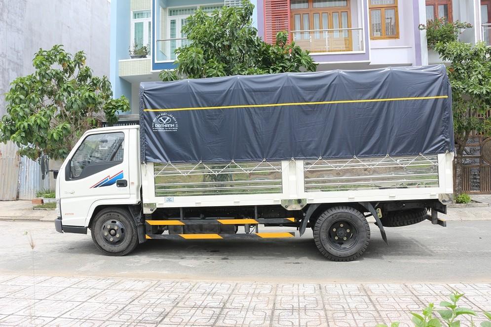 Xe tải hyundai iz49 thùng mui bạt
