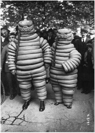 Bibendum Michelin 1894