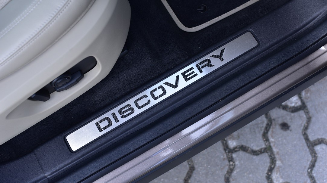 SEUILS LAND ROVER DISCOVERY SPORT SD4 TD4 HSE LUXURY SE PURE 4WD SI4