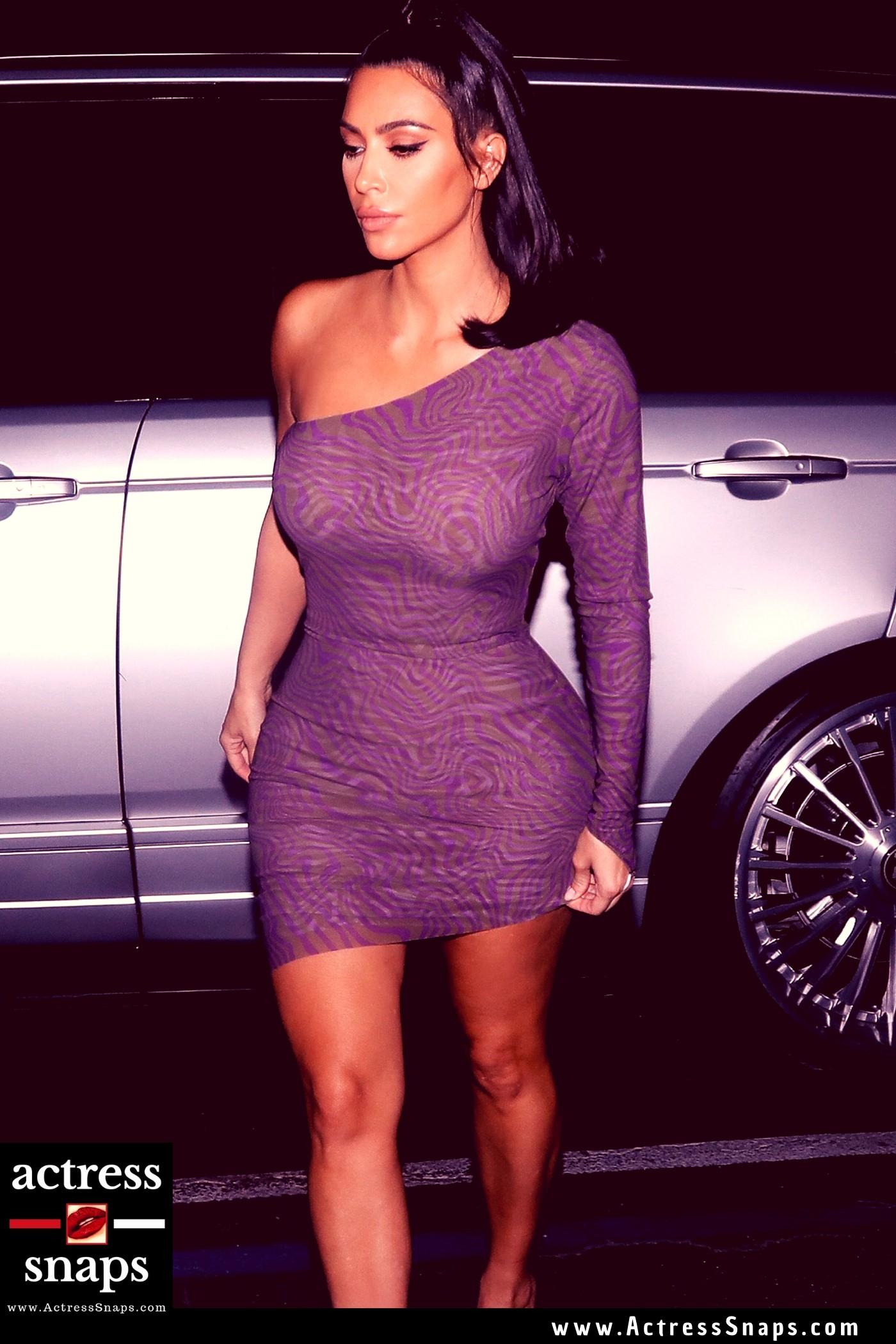 Kim Kardashian - Latest Sexy Photos - Sexy Actress Pictures | Hot Actress Pictures - ActressSnaps.com