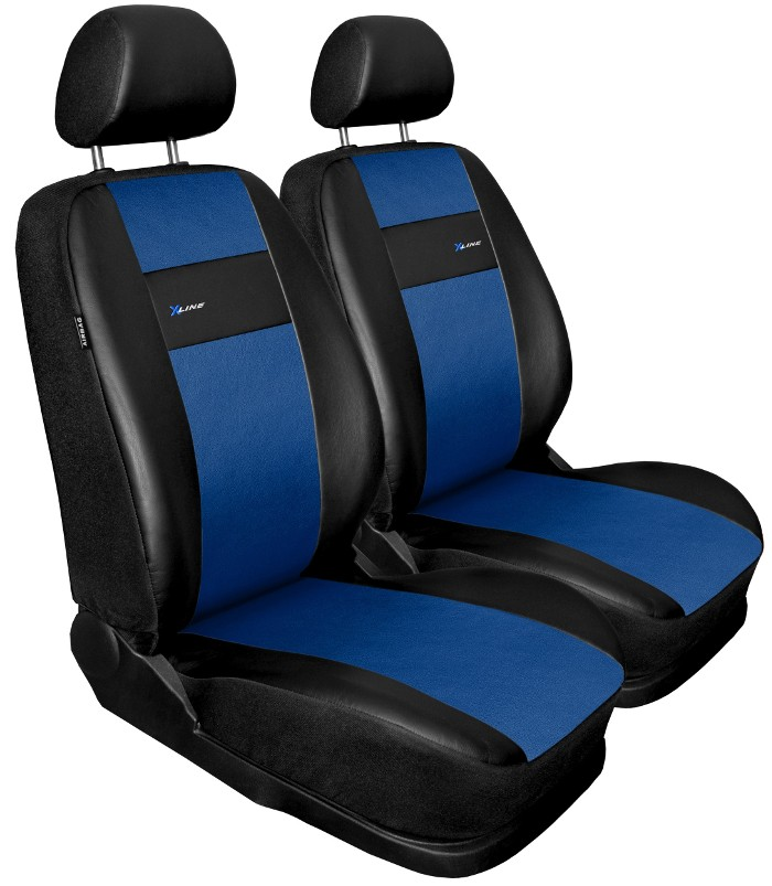 Front seat covers fit Seat Ibiza Leatherette