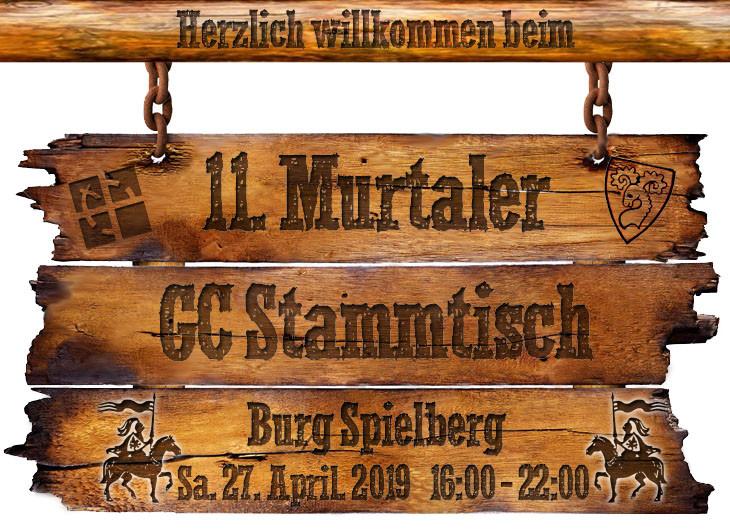 11. Murtaler GC Stammtisch