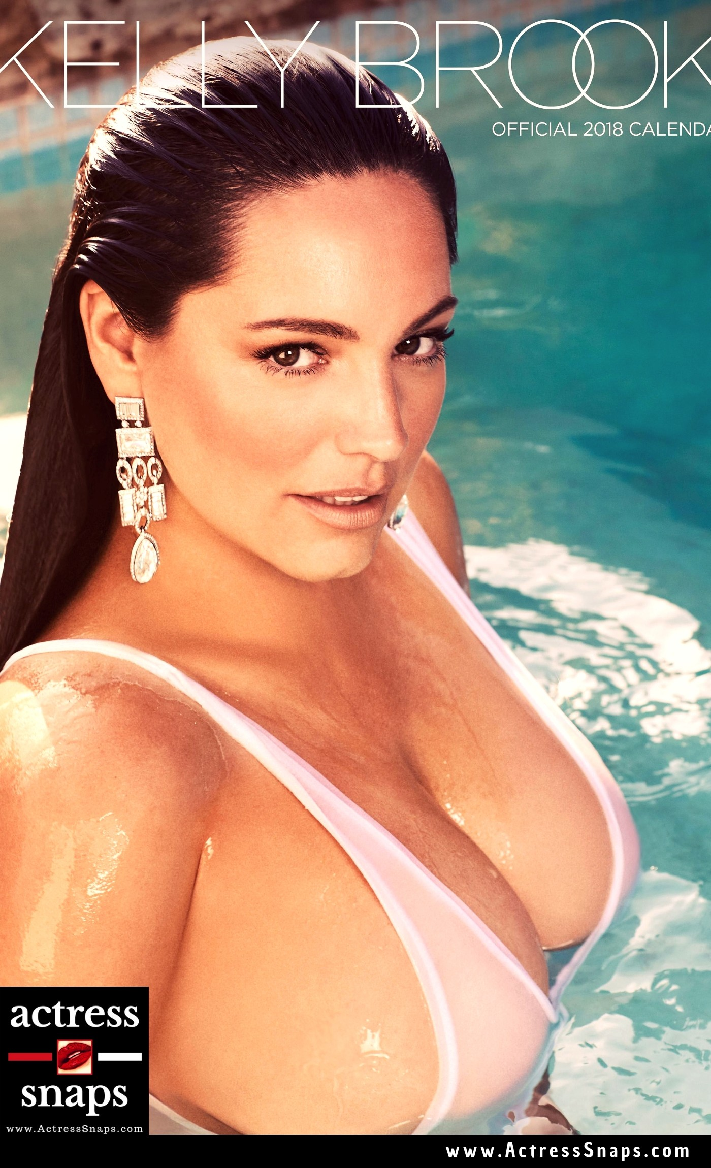 Sexy Kelly Brook 2018 Calender Photos - Sexy Actress Pictures | Hot Actress Pictures - ActressSnaps.com