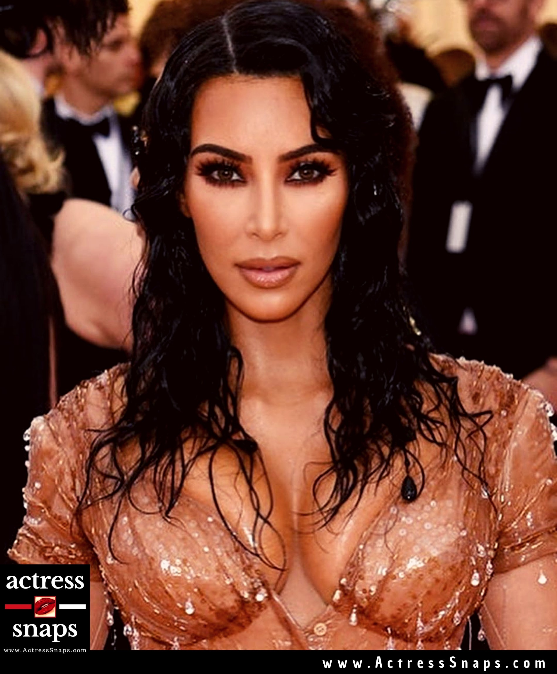 Sexy Kim Kardashian at Met Gala 2019 - Sexy Actress Pictures | Hot Actress Pictures - ActressSnaps.com