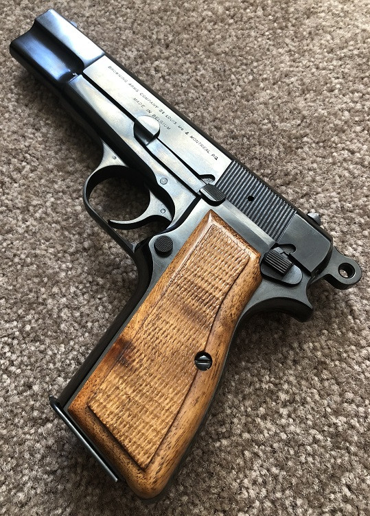 Picked up another T-Series Browning Hi Power    - Topic