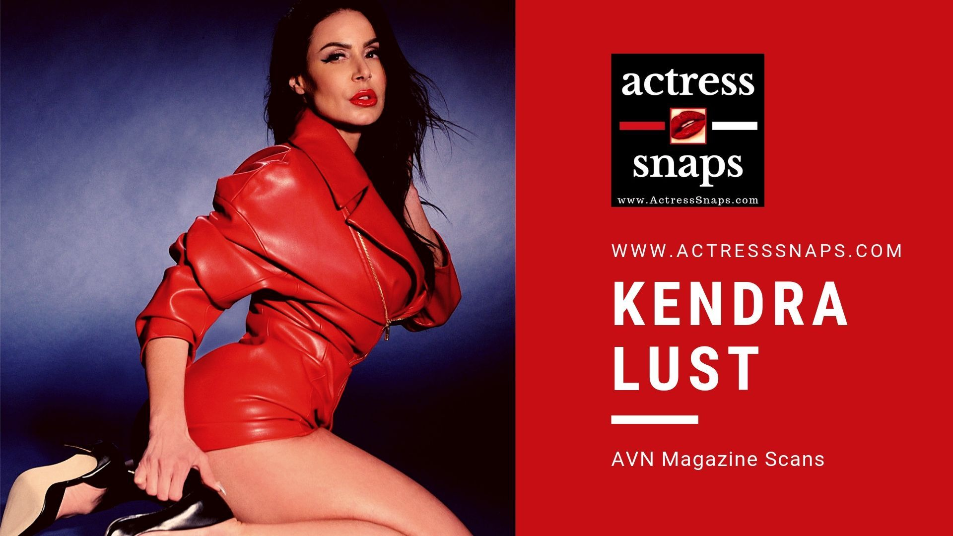 Kendra Lust - AVN Magazine Photos - Sexy Actress Pictures | Hot Actress Pictures - ActressSnaps.com