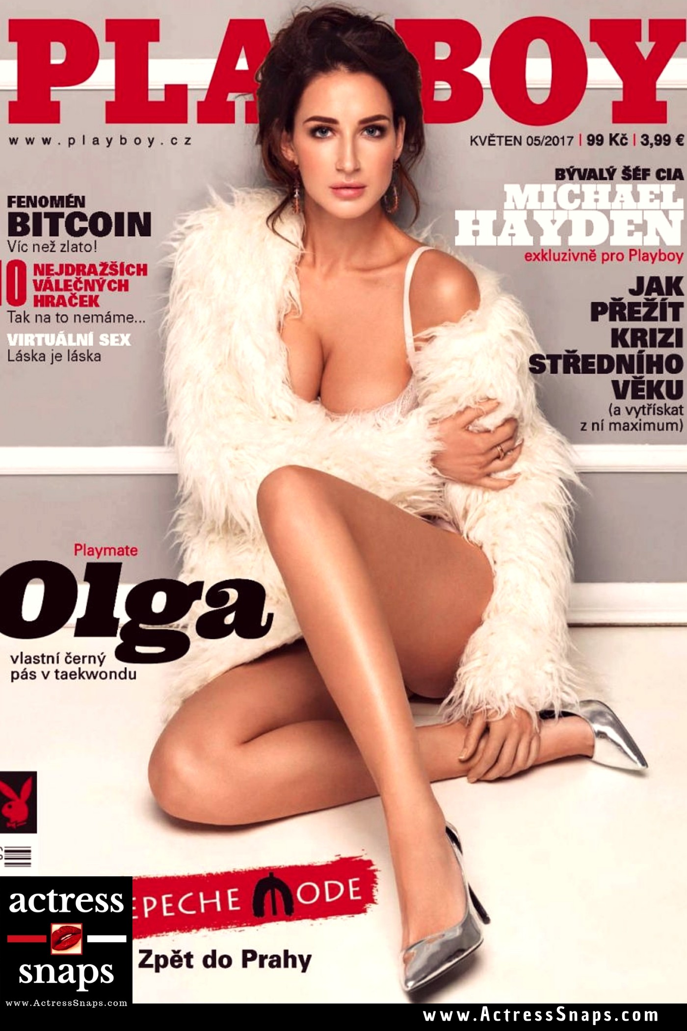Olga Ambroskina in Playboy Magazine - Sexy Actress Pictures | Hot Actress Pictures - ActressSnaps.com