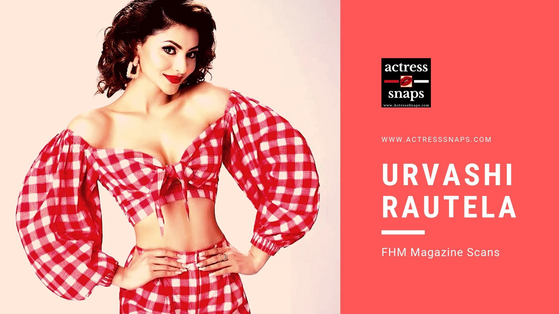 Urvashi Rautela - FHM Magazine Photos - Sexy Actress Pictures | Hot Actress Pictures - ActressSnaps.com