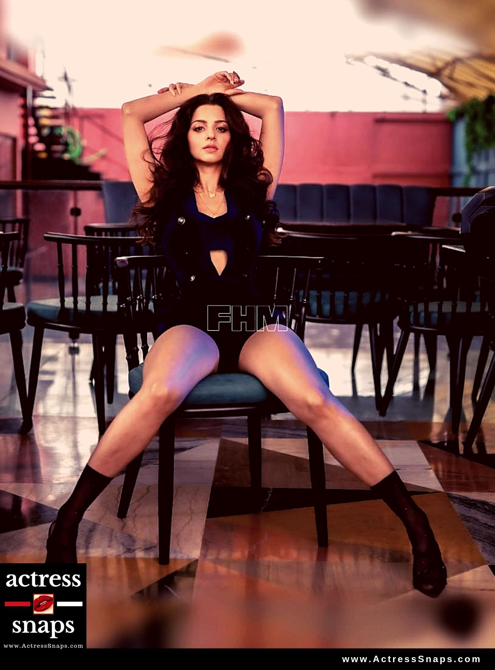 Vedhika Kumar - FHM India Scans - Sexy Actress Pictures | Hot Actress Pictures - ActressSnaps.com
