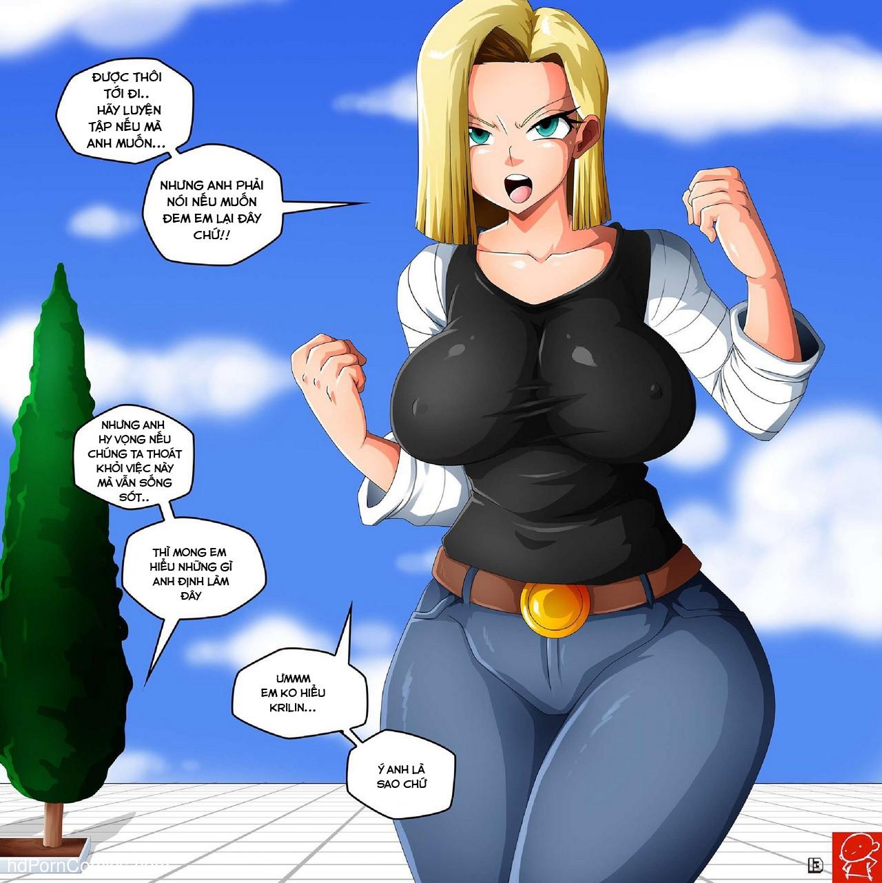 TruyenSexDam.Net - Ảnh 15 - Tuyển tập Dragon Ball - Chap 4.1: Chapter bị mất 2