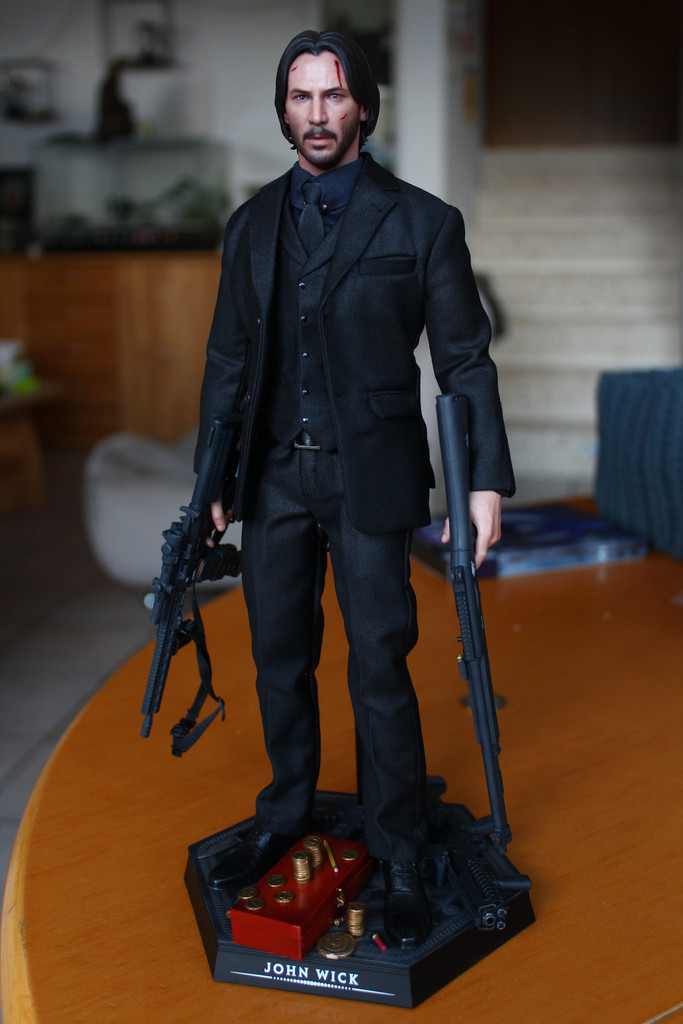 Hot Toys John Wick Page 105
