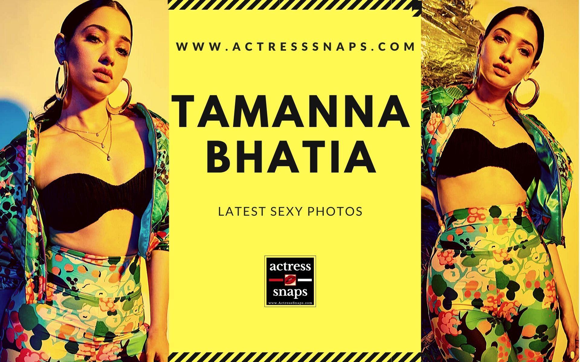 Tamannaah Bhatia - Latest Sexy Photos - Sexy Actress Pictures | Hot Actress Pictures - ActressSnaps.com