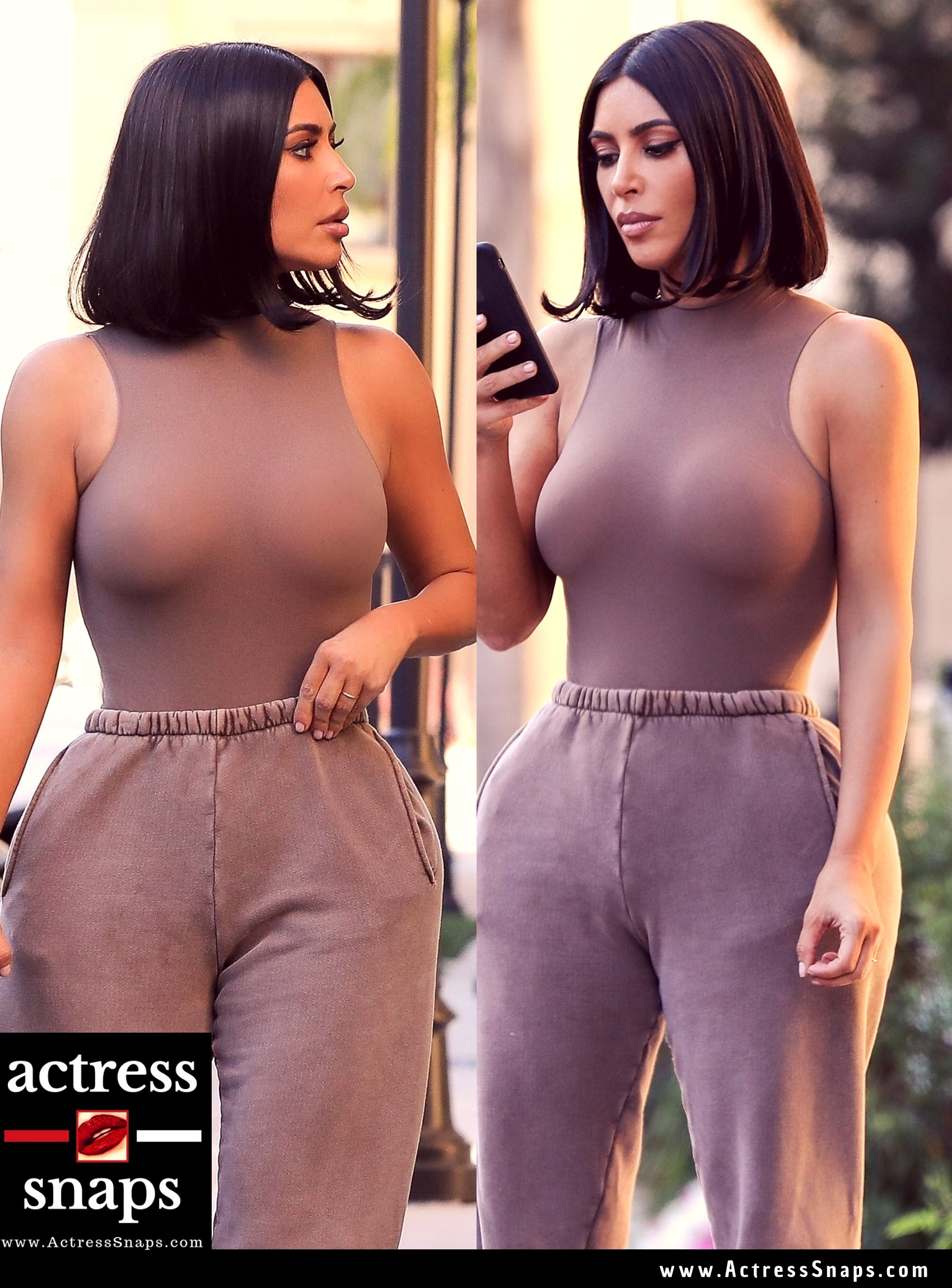 Latest Sexy Kim Kardashian Photos - Sexy Actress Pictures | Hot Actress Pictures - ActressSnaps.com
